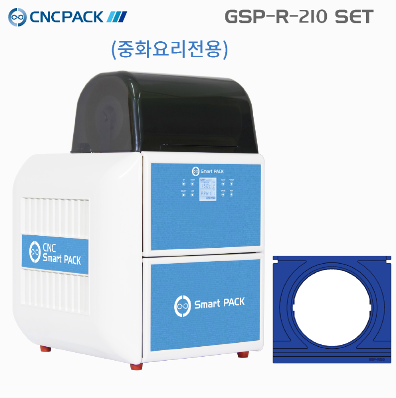 CNC Smart PACK (GSP-R210 SET)